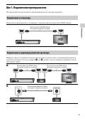 Sony BDP-S5200 - BDP-S5200 Simple Manual Russo - Page 7