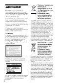 Sony BDP-S3200 - BDP-S3200 Istruzioni per l'uso Olandese - Page 2