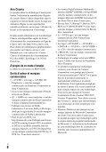 Sony BDP-S3200 - BDP-S3200 Istruzioni per l'uso Olandese - Page 6