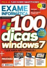 Revista Exame Informatica - 100 Dicas - Windows 7