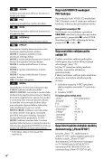 Sony DVP-SR760H - DVP-SR760H Guida di riferimento Lettone - Page 6