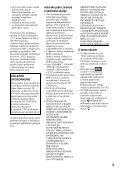 Sony DVP-FX930 - DVP-FX930 Istruzioni per l'uso Slovacco - Page 3