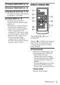 Sony DVP-FX930 - DVP-FX930 Istruzioni per l'uso Slovacco - Page 7