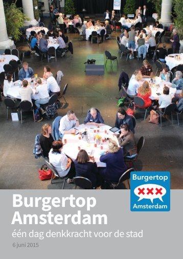 Burgertop Amsterdam