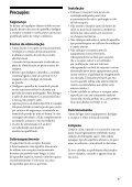 Sony STR-DN1020 - STR-DN1020 Guida di riferimento Portoghese - Page 5