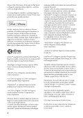 Sony STR-DA2800ES - STR-DA2800ES Istruzioni per l'uso Sloveno - Page 4