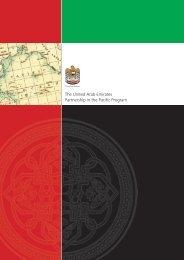 The United Arab Emirates Partnership in the Pacific Program - Scoop