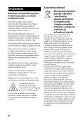 Sony STR-DN1050 - STR-DN1050 Guida di riferimento Croato - Page 2