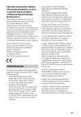 Sony STR-DN1050 - STR-DN1050 Guida di riferimento Croato - Page 3