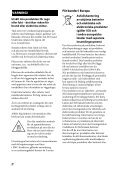 Sony STR-DN1050 - STR-DN1050 Guida di riferimento Svedese - Page 2