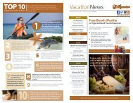 Vacation News - Holiday Inn Club Vacations