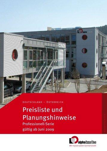 NEU - Alpha-InnoTec GmbH
