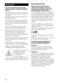 Sony STR-DN1030 - STR-DN1030 Guida di riferimento Croato - Page 2