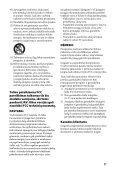 Sony STR-DH740 - STR-DH740 Istruzioni per l'uso Lituano - Page 3