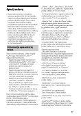 Sony STR-DH740 - STR-DH740 Istruzioni per l'uso Lituano - Page 5