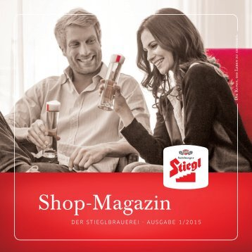Stiegl-Shop Magazin