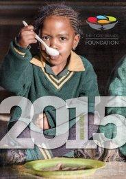 TIGER BRANDS ANNUAL REPORT 2015