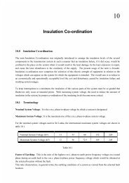 Insulation Co-ordination - Department of Electrical Engineering