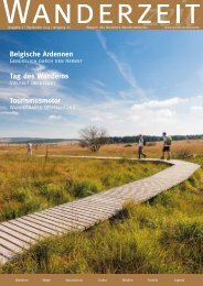 Wanderzeit September 2015