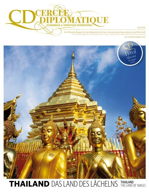 CERCLE DIPLOMATIQUE - issue 04/2015