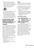 Sony STR-DH130 - STR-DH130 Istruzioni per l'uso Ceco - Page 3