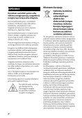 Sony STR-DH550 - STR-DH550 Guida di riferimento Lituano - Page 2