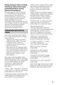 Sony STR-DH550 - STR-DH550 Guida di riferimento Lituano - Page 3