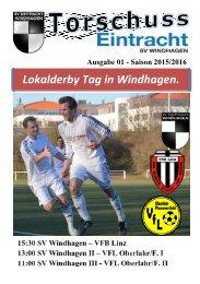 2015-08-16-SV Windhagen - VFB Linz