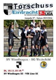 2015-11-SV Windhagen - SG Weitefeld