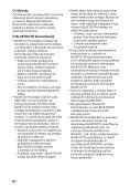 Sony STR-DN1060 - STR-DN1060 Guida di riferimento Serbo - Page 6
