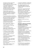 Sony STR-DN1060 - STR-DN1060 Guida di riferimento Croato - Page 4