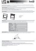 Valable un an à compter de la date d'achat LCD TECHNO ... - GYS - Page 2