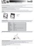 Valable un an à compter de la date d'achat LCD TECHNO ... - GYS - Page 6