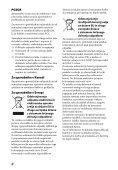 Sony STR-DH540 - STR-DH540 Istruzioni per l'uso Sloveno - Page 4
