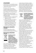 Sony STR-DH540 - STR-DH540 Istruzioni per l'uso Slovacco - Page 4