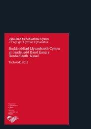 Buddsoddiad Llywodraeth Cymru yn Isadeiledd Band Eang y Genhedlaeth Nesaf