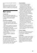 Sony STR-DN860 - STR-DN860 Guida di riferimento Croato - Page 5