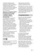 Sony STR-DN860 - STR-DN860 Guida di riferimento Serbo - Page 3