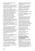 Sony STR-DN860 - STR-DN860 Guida di riferimento Serbo - Page 4