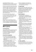 Sony STR-DN860 - STR-DN860 Guida di riferimento Serbo - Page 5