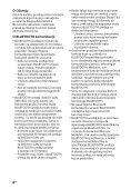 Sony STR-DN860 - STR-DN860 Guida di riferimento Serbo - Page 6