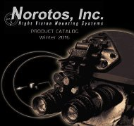 Norotos Winter 2016 Product Catalog