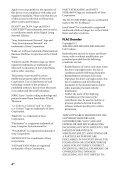 Sony STR-DN840 - STR-DN840 Guida di riferimento Inglese - Page 4
