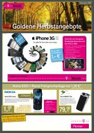 Goldene Herbstangebote - heinzbauer