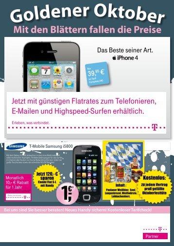 Neues Handy sichern! Kostenloser Tarifcheck! - heinzbauer