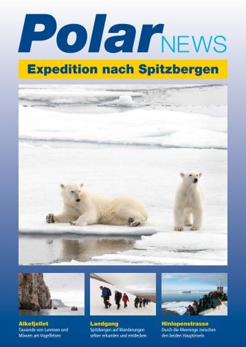 PolarNEWS-Spitzbergen - CH