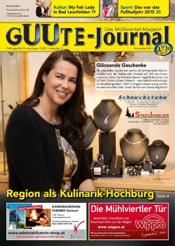 Guutejournal November 2015