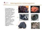 Paleomagne0smo e Archeomagne0smo