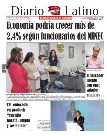 Edición 24 de Noviembre de 2015