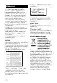 Sony BDV-N7100WL - BDV-N7100WL Istruzioni per l'uso Sloveno - Page 2